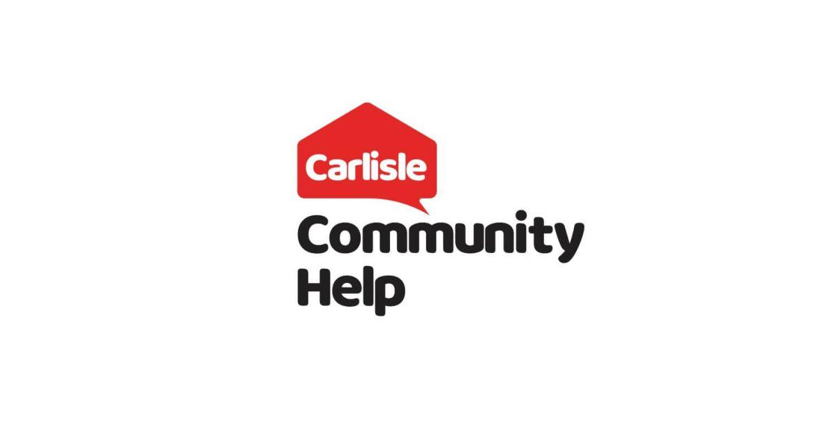 Carlisle Community Help Branding