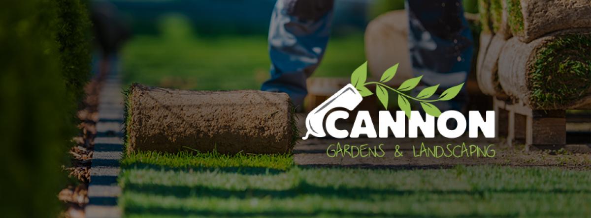 Cannon Gardens Brand Identity