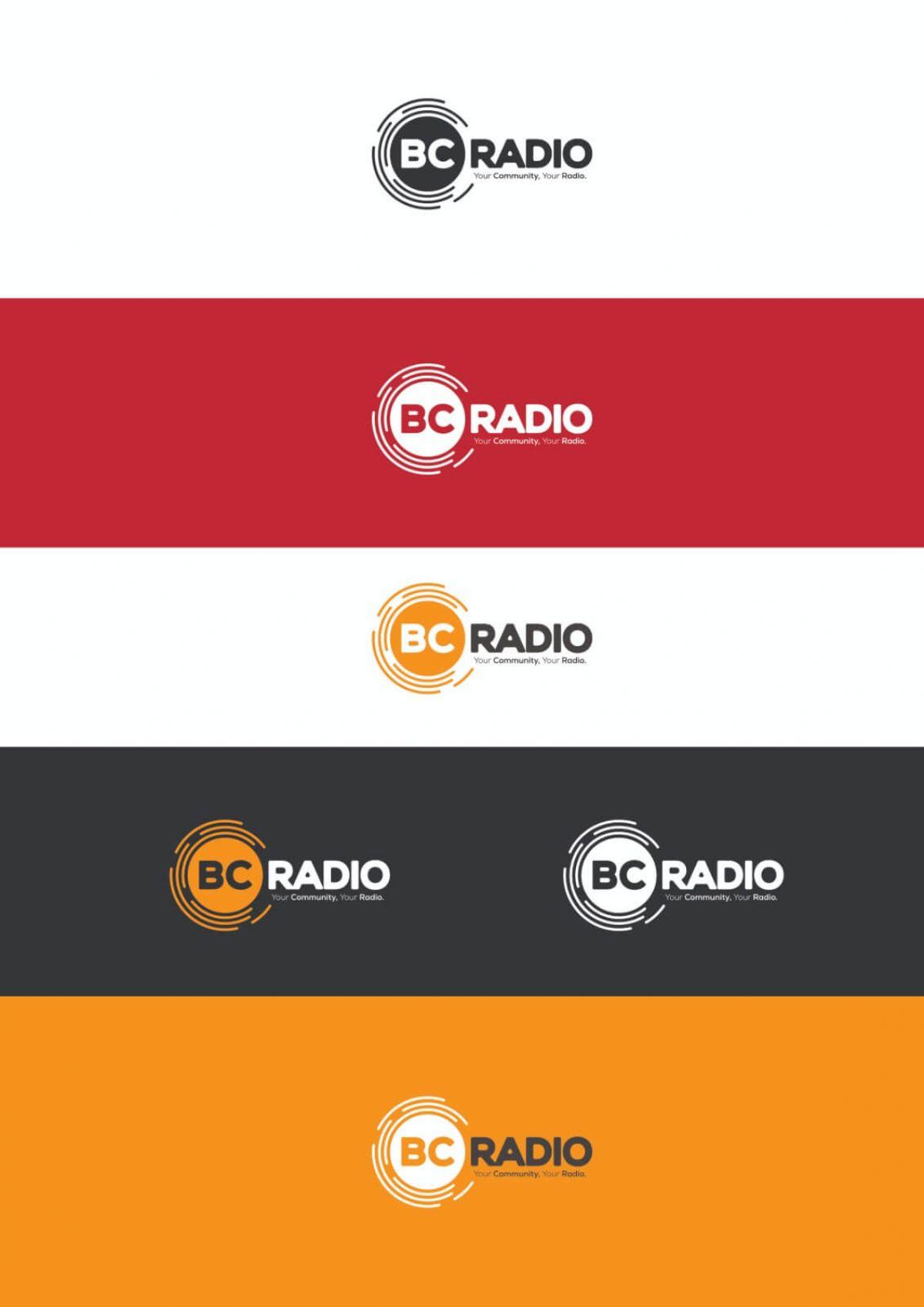 BC Radio Logo Sheet