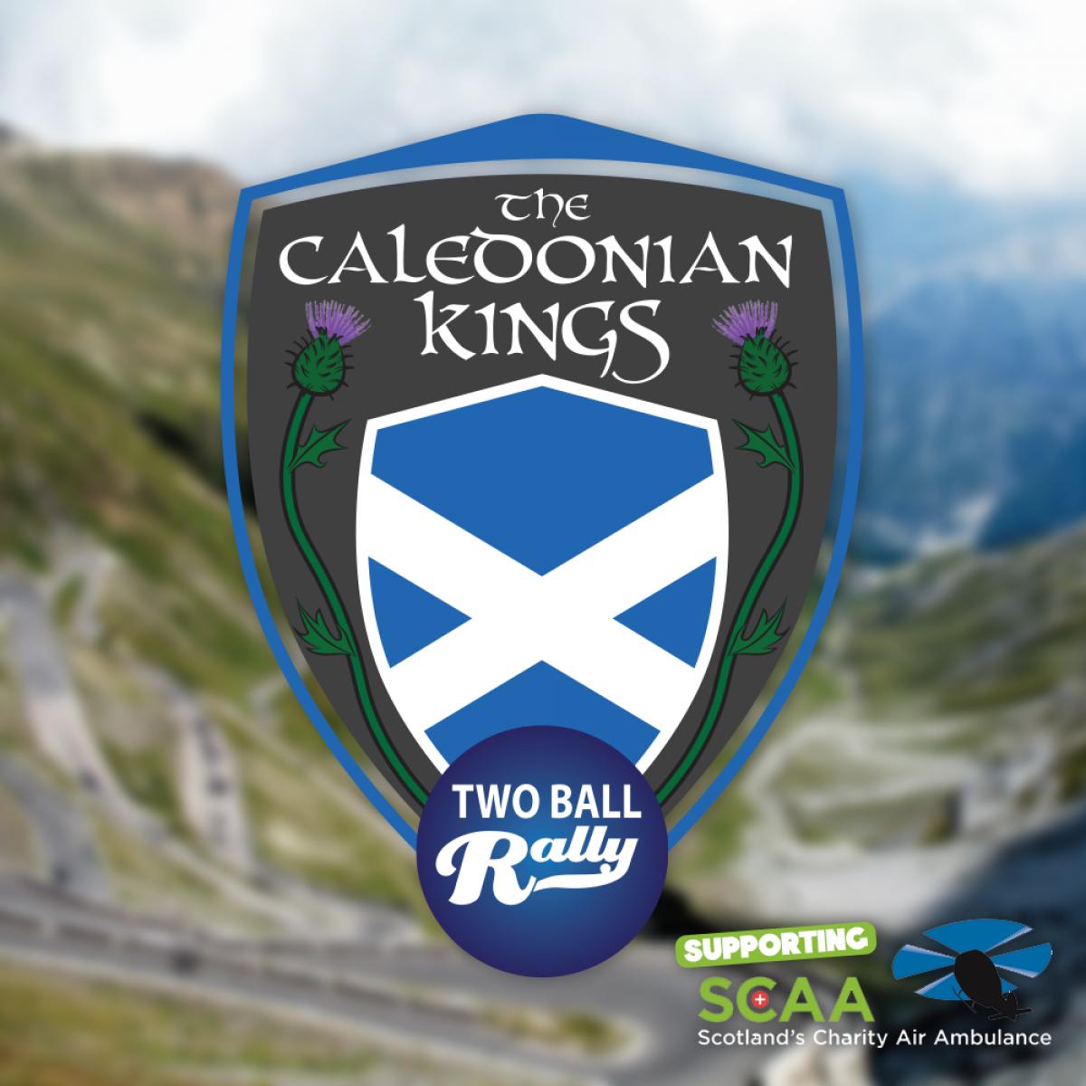 Caledonian Kings Logo