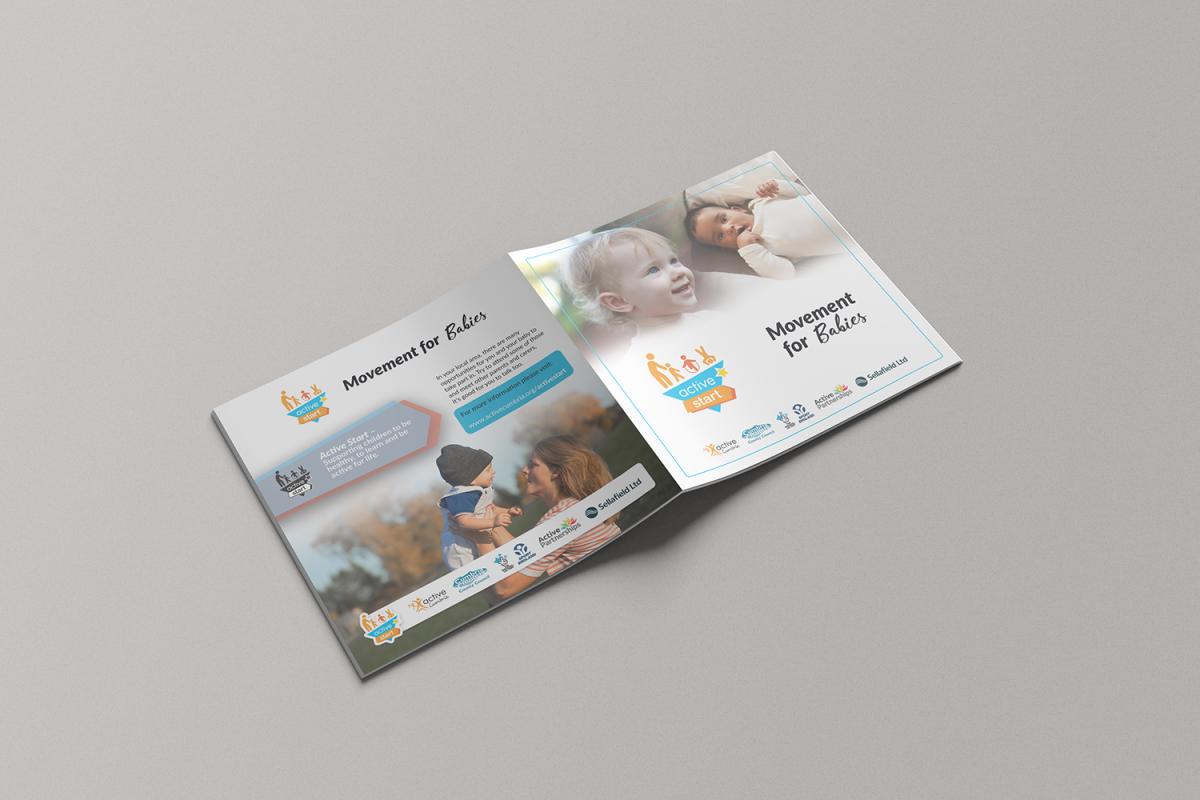 Active Cumbria Movement for Babies Brochure