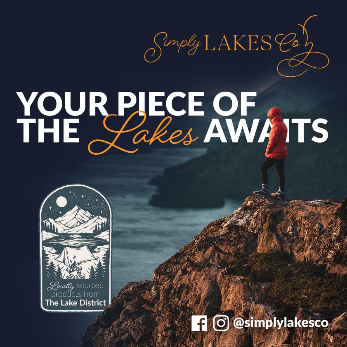 Simply Lakes Co Social Media Artwork
