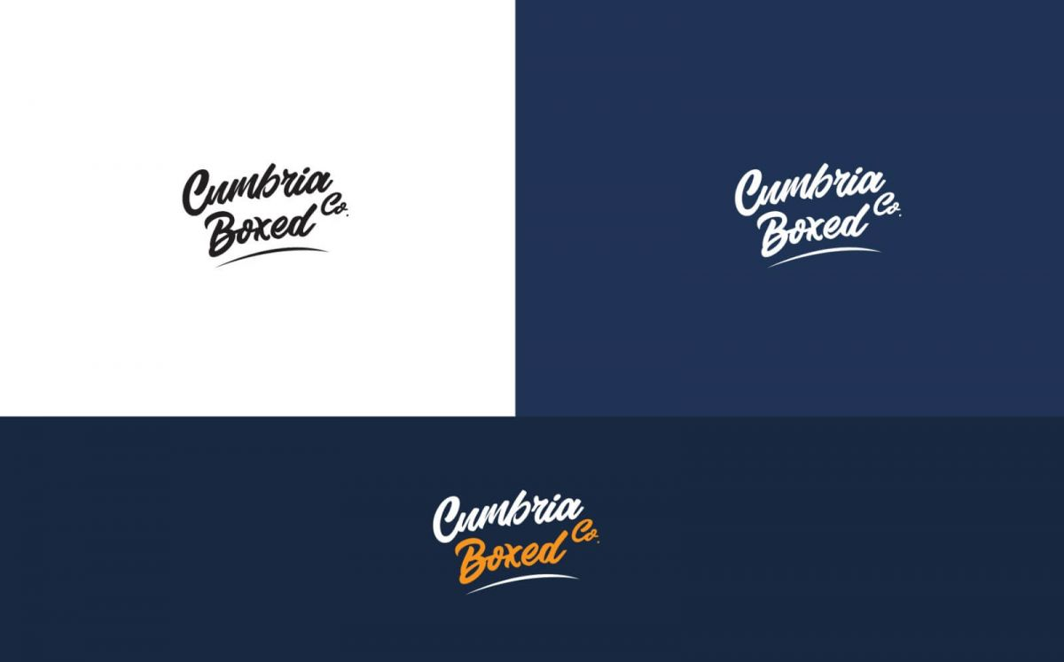 Cumbria Boxed Brand Identity